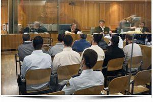 las salas de la Audiencia Nacional